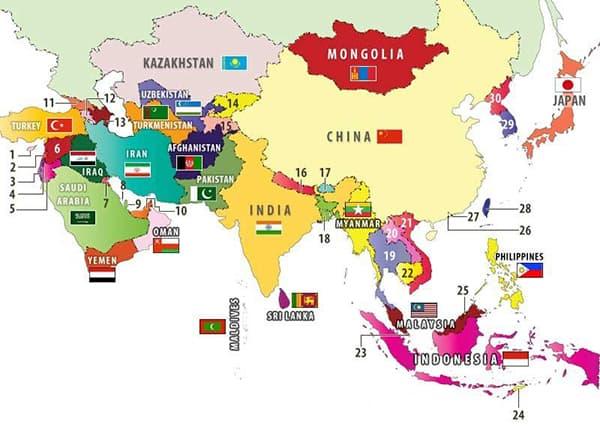 Trans24H ™ Dịch thuật công chứng nhanh các ngôn ngữ Châu Á