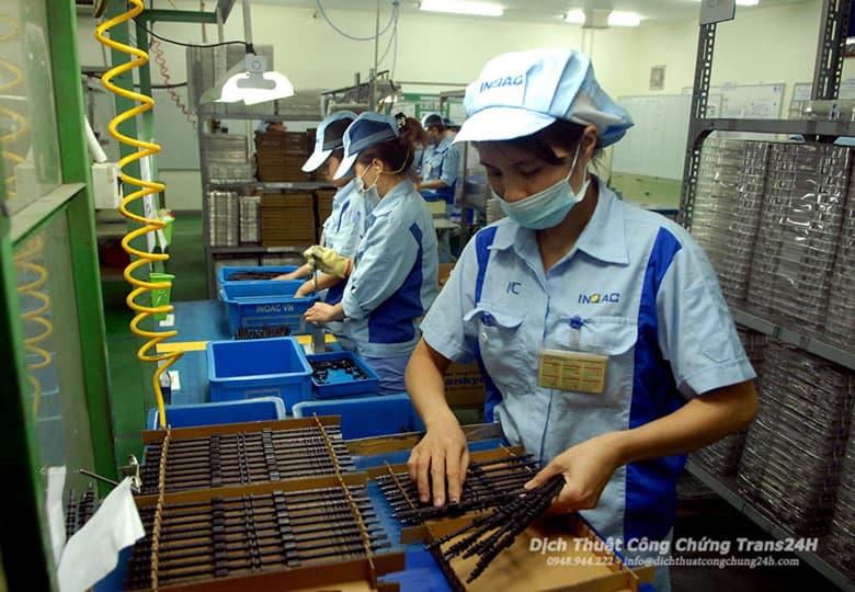Hà Nội thu hút đầu tư nước ngoài, Nhu cầu dịch thuật công chứng Hà Nội tăng cao
